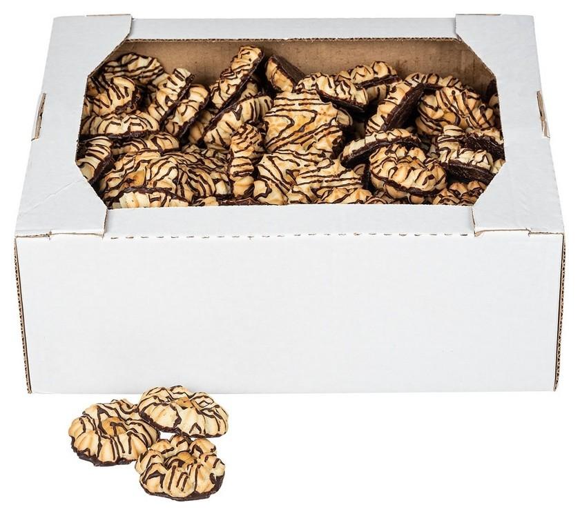 Печенье палента шоколад, 4 кг  Полет