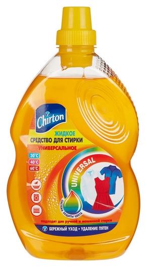 Жидкость для стирки Chirton универсальное 1325 мл Chirton