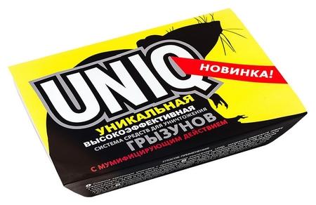 Средство от грызунов Uniq гель 150г+гранулы 100г Un250  NNB