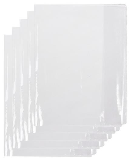 Обложка для учеб.петерсона,270х420,пвх,110мкм, 5 шт/уп  №1 School