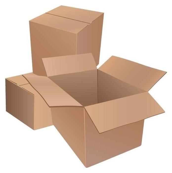 Короб картонный 590х380х330, Т22 бурый 10 шт./уп  NNB