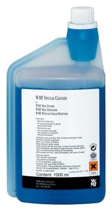 Жидкость для очистки молочной системы WMF Cleaner Cream Milk, 1 л  WMF