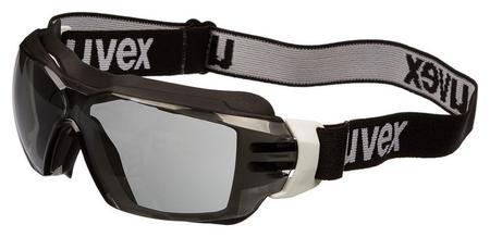 Очки защитные закрытые Uvex феос сх2 соник затемненные (Арт произ 9309.286)  Uvex