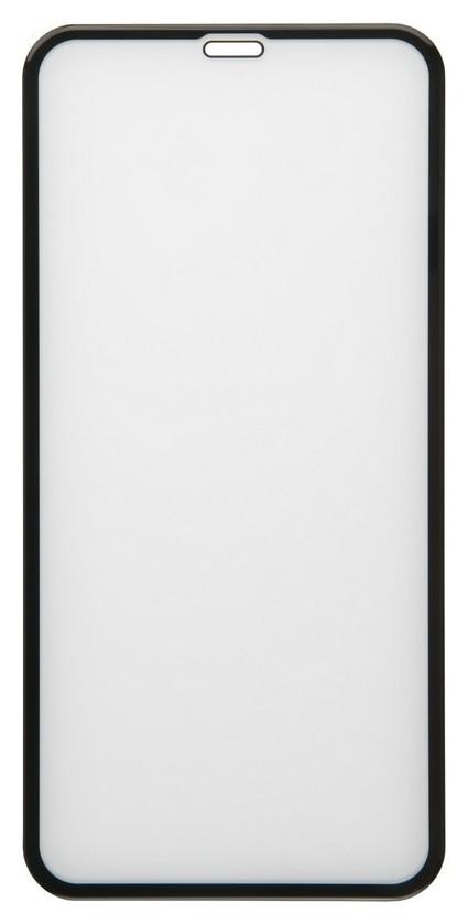 Защитное стекло Apple Iphone 11 Pro Max, 3D, FS FG, Red Line, ч,ут000018362  Red line