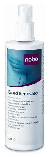 Спрей для чистки маркерных досок очиститель Renovator 250 Ml,1901436 Nobo