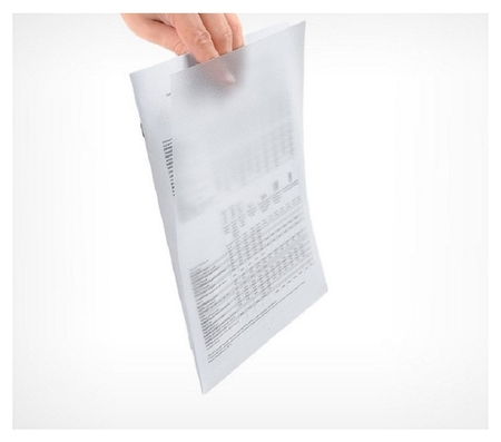 Карман-протектор для пластиковой рамки, А5, 10шт/уп NNB