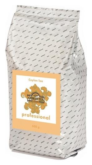 Чай Ahmad Tea Professional цейлонский листовой 500г 1593  Ahmad Tea
