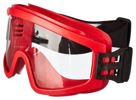 Очки защитные закрытые росомз зн11 Super Panorama прозрачные (Арт пр 21107)  Росомз