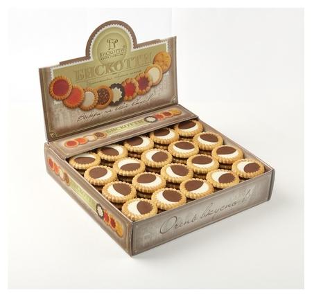 Печенье бискотти неробьянко 1,950кг  Бискотти