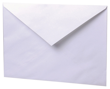 Конверты в упаковке белый с3(330х410мм)треуг кл,100г/м2,без клея,500шт/уп  Bong