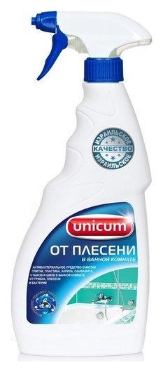 Средство для сантехники Unicum для удаления плесени 500 Ml (Спрей)  UNICUM