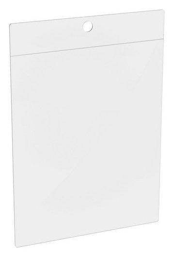 Карман настенный для информации подвесной из мягк. ПВХ FW, А7, 50шт/уп.  NNB