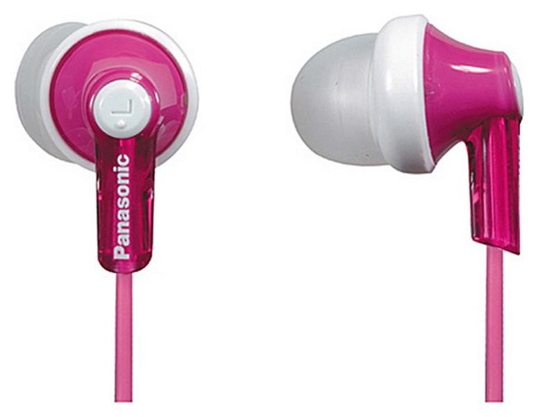 Наушники Panasonic Rp-hje118gup Pink  Panasonic