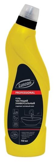 Средство для сантехники Luscan 750мл с хлором  Luscan