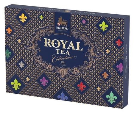 Чай Royal Tea Collection 120 пак 16945  Richard