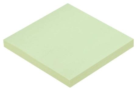 Блок-кубик Attache с клеев.краем Z-блок 76х76 салатовый 100л  Attache