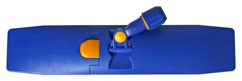 Держатель мопа пластик 50х10см для рукоятки диам. 23мм  NNB