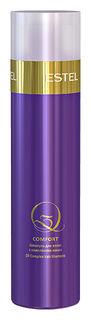 Шампунь для волос с комплексом масел Q3 Comfort  Estel Professional
