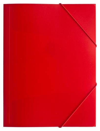Папка на резинках Attache Economy 045-pr-e красный  Attache