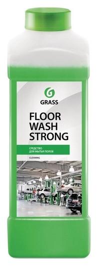 Профхим для машин мойки щел от сильных загрязн Grass/floor Wash Strong,1л  Grass