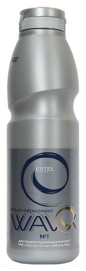 Лосьон-перманент №1 для трудноподдающихся волос  Estel Professional