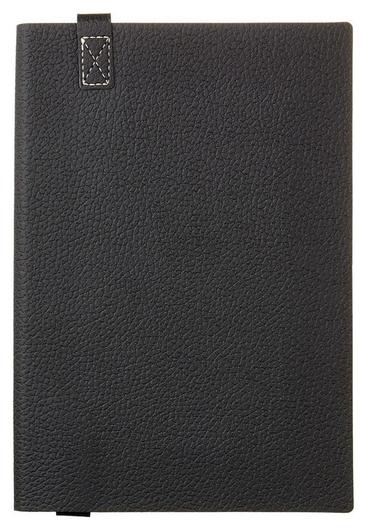 Ежедневник недатированный черный A5,136 л.,147х214мм, Trend  Bruno Visconti