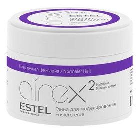 Глина для моделирования волос с матовым эффектом  Estel Professional