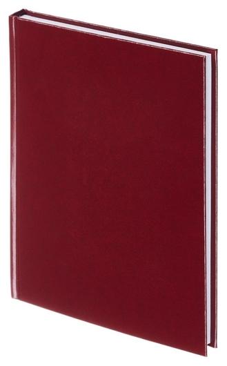 Ежедневник недатированный бордо,а5,145х205мм,136л,ideal  Альт