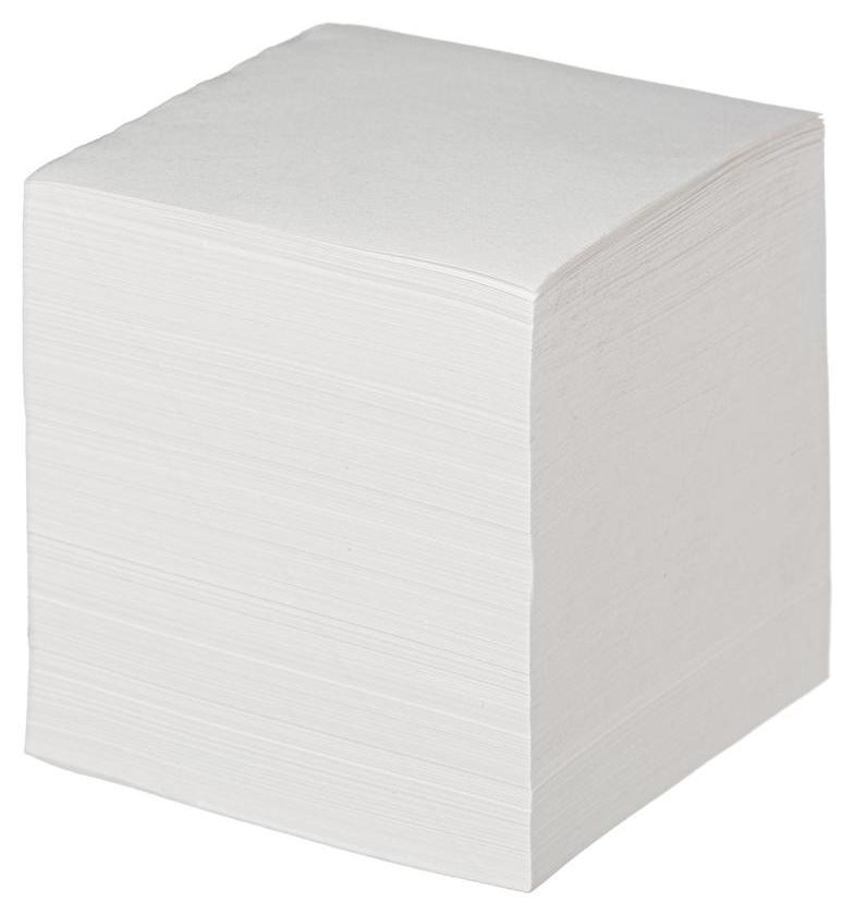 Блок для записей Attache Economy запасной 9х9х9 белый 65 гр 92  Attache
