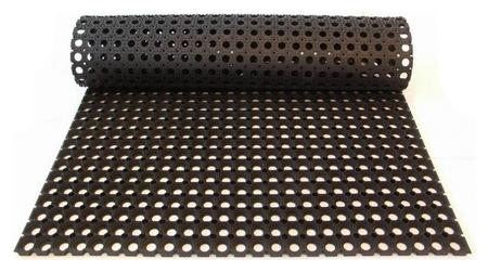 Коврик напольный RH 400x600х12 мм (Резина)  NNB