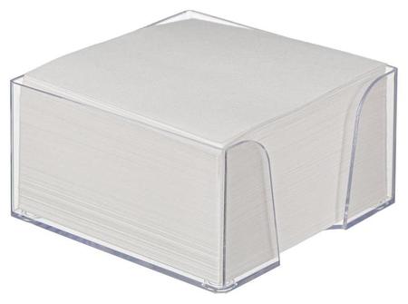 Блок для записей Attache Economy в стакане 9х9х5 белый 65 гр 92  Attache