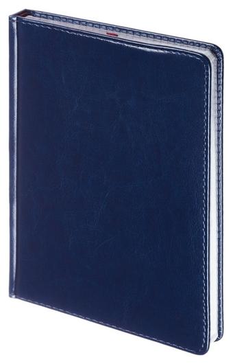 Ежедневник недатированный а5+, 136л,sidney Nebraska, син,сер.обрез 3-128/12  Альт