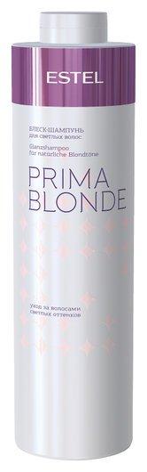 Блеск-шампунь для светлых волос  Estel Professional