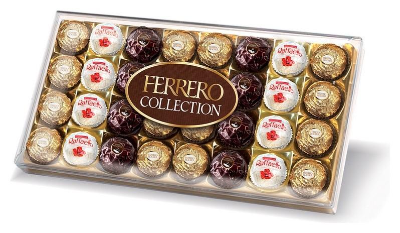 Набор конфет Ferrero Collection 359г  Ferrero