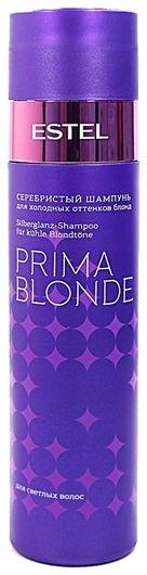 Серебристый шампунь для холодных оттенков блонд  Estel Professional