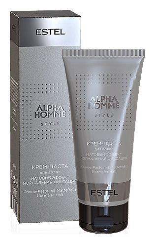 Крем-паста для волос с матовым эффектом  Estel Professional