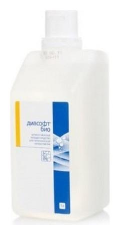 Дезинфицирующее мыло диасофт био, 1 л  Интерсэн Плюс