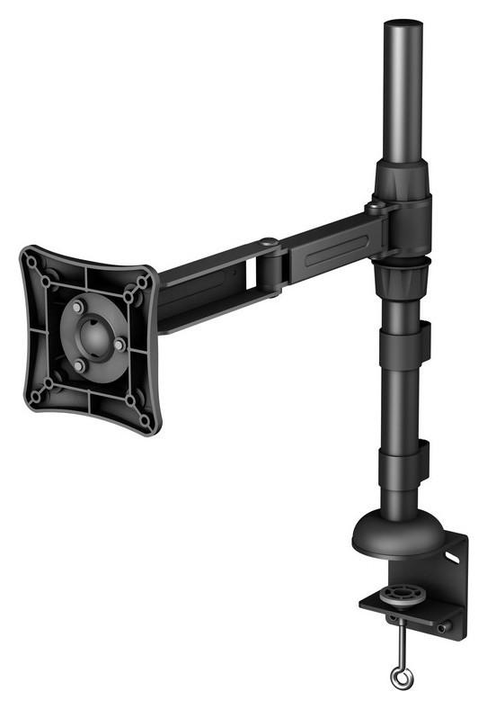 Кронштейн Vobix VX 2636 для мониторов,наклон.-пов.,5 степеней св.,черный  Vobix