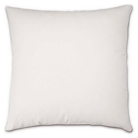 Подушка 60х60 белая, полиэфир, синтепон  NNB