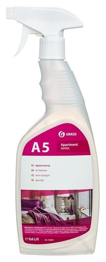 Профхим освежитель воздуха, конц. Grass/apartment Series а5+,0,6л_т/р  Grass