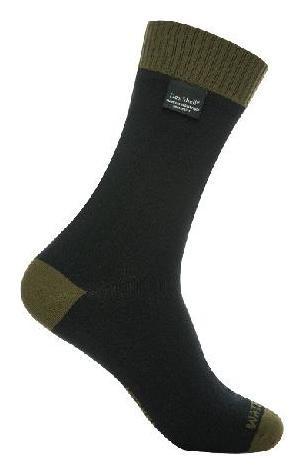 Водонепроницаемые носки Dexshell Thermlite Green M (39-42)  Dexshell