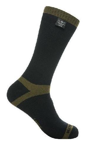 Водонепроницаемые носки Dexshell Trekking Green L (43-46)  Dexshell