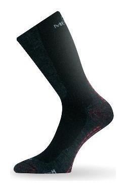Носки Lasting WSM 900, Wool+polypropylene, черный, размер XL (Wsm900-xl)  Lasting