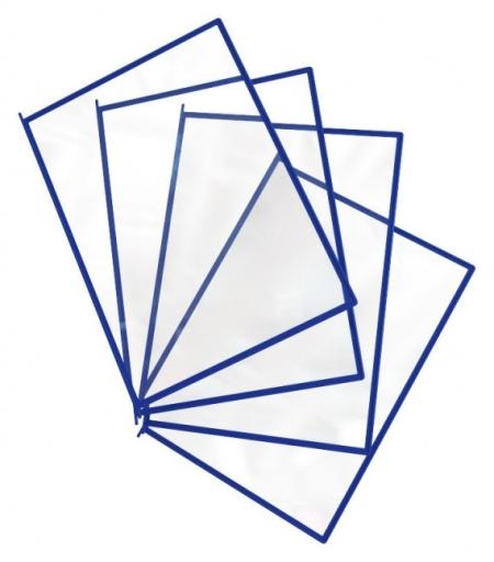 Панель для демосистемы Office синий  ProMEGA