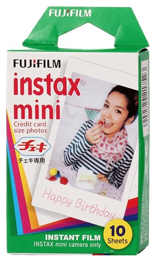 Картридж для камеры Fujifilm Instax Mini Glossy (20 снимков)  Fujifilm
