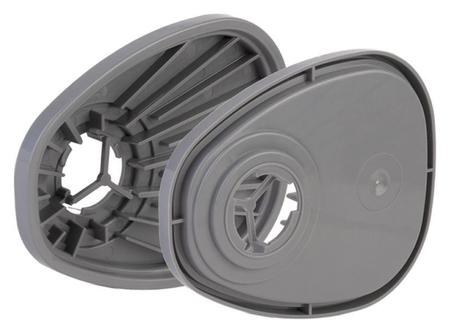 Адаптер Jetasafety для противоаэрозольного фильтра арт.6101 (2шт/уп)  Jeta Safety