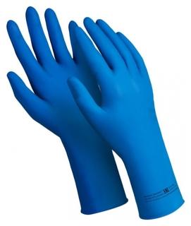 Перчатки защитные латекс Manipula эксперт ультра (Dg-042) 25 пар/уп р.7  Manipula