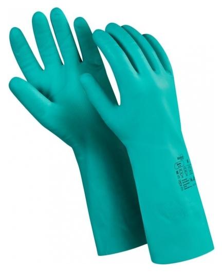 Перчатки защитные нитрил Manipula дизель (N-f-06/cg-922) р.8  Manipula