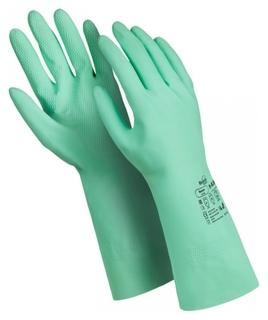 Перчатки защитные латекс Manipula контакт (L-f-02/cg-945) р.7-7,5  Manipula