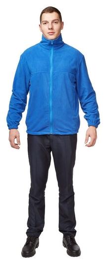 Спец.одежда летняя толстовка флис (260 гр.) син.(l) NNB